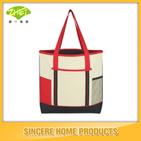 promotional 600d polyester blank tote bags
