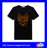 OEM t shirt printing silk screen printing t shirt china supplier high quality 100% cotton t shirt with your design
