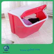 Perfect Plastic Grocery Storage Box
