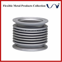 austenite stainless ss304/ss316L steel bellow pipe /tube/hose expansion loop/joint China manufacture