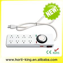 Power strip multiple socket, american type power strip, wall electric socket outlet