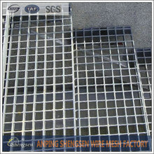 Galvanized Welded Heavy Duty Steel Grating Weight From Direct Factory