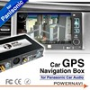 GPS navigation for Panasonic car dvd VW120T