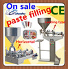 Low cost semi-automatic ice cream filling machine/double heads filling machine/Nail polish filler machine