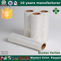 China 23 Micron Pallet Casting PE Stretch Film