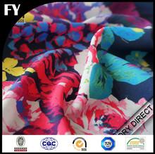 2015 Summer hot sale digital print 55% cotton 45% polyester poplin fabric