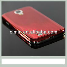 Luxury & Super Thin 0.5mm only thickness Brushed Metal Case For Samsung S4