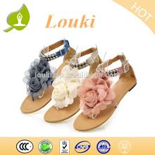 Tacones altos para los niños sandalias de la muchacha, mujeres del verano sandalias