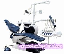 top mounted dental unit european style dental chair unit Unique Design FoShan manufacturer