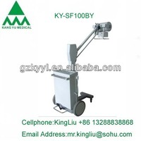 hot selling 100 ma mobile X ray machine KY-SF100BY