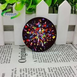 cheapest MDF fridge magnet from China - handmade -Multi-color MDF refrigerator magnet