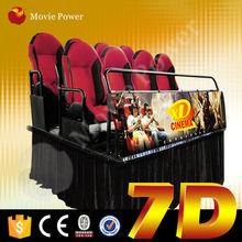 Adventurers' favourite crazy movies 7d cinema tgv cinema