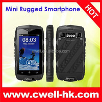 Small size Dual SIM Android 4.3 Low cost Capacitive Touch Screen Mobile phone Discovery V10