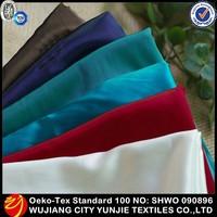 2014 Newly Corrugated printing stretch satin fabric