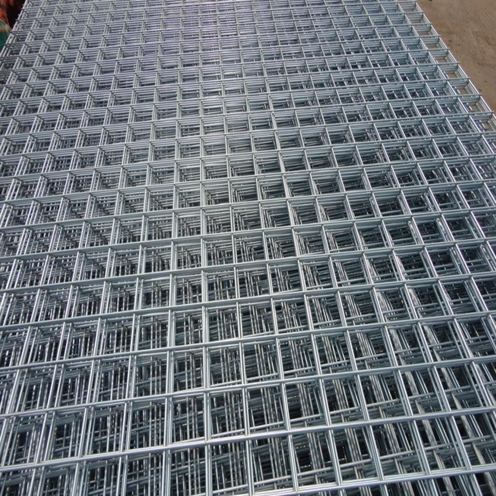 Hot Dipped 2x2 Galvanized Welded Wire Mesh For Fence Panel
