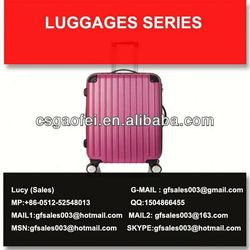 best and hot sell luggage president luggage for luggage using