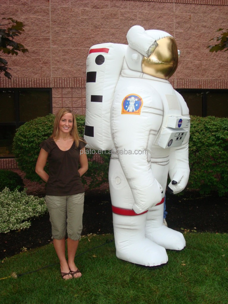 inflatable astronaut costume adult