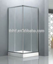 2014 China HangZhou OEM manufacturer whirlpool steam massage tempered glass bathroom shower enclosure /shower cabin /shower room