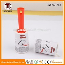 Alibaba China supplier mini pocket sticky lint roller