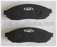 SUZUKI ALTO Auto spare parts FRONT BRAKE PADS with good quality chinese car van Original accessories mini truck