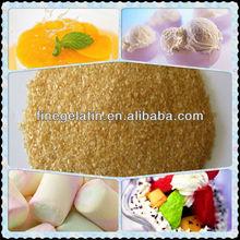 2014 hot sale halal beef/bovine skin gelatin