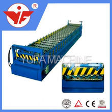 Hot corrugated roofing tile trapezoid r panel corrugated sheet metal roof forming machine