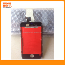 OEM Original Mobile Phone For iPhone 4s lcd with glass, For iPhone 4s lcd original screen, For iPhone 4s lcd complete assembly