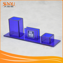 China Supplier Advertisement Acrylic Promotional Pen Stand