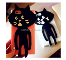 For iPhone 6 Cute Cat Design Case Silicone,For iPhone Case 6,For iPhone 6 Case Silicone