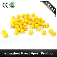 2000 pcs/carton PEG paintball,0.68 caliber paintballs balls