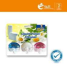 blister card packing toilet rim freshener