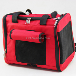 Newly pet carrier dog training bag