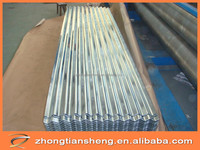 Mental roof sheet/heat resistant corrugated zinc roof sheets