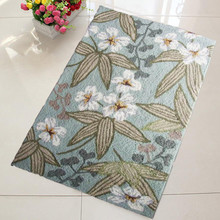 100% Polypropylene Chinese PP hand hooked outdoor carpet rugs