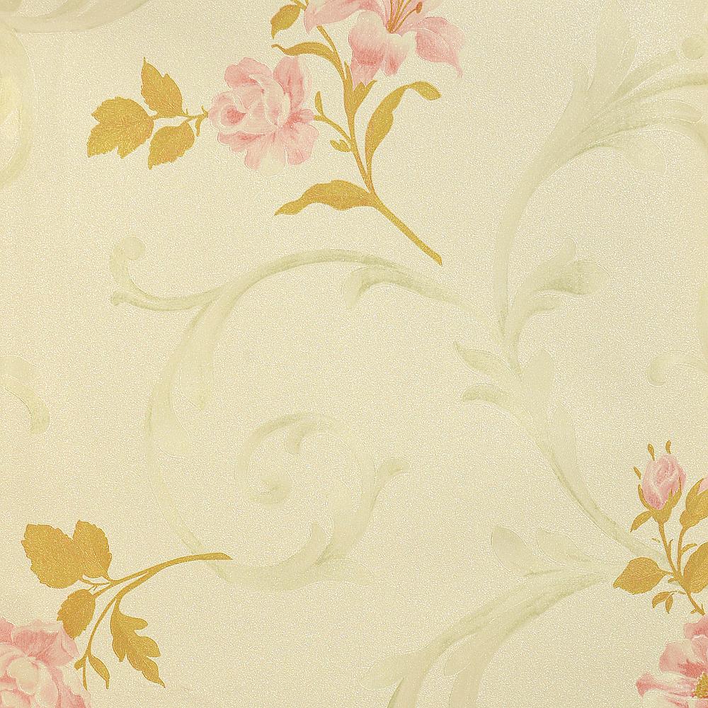 Home Interior Beauty Flower Wallpaper Fancy Wall Paper Buy Fancy