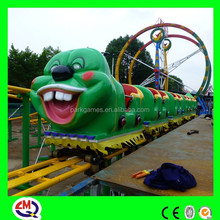 Amusement park ride equipment!! exciting kids electric amusement train rides