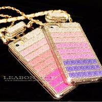 New Arrival Bling Crystal Perfume Bottle Phone Case for iPhone 6, c perfume bottle case for iphone