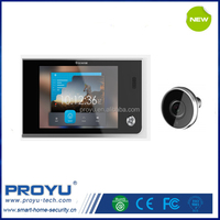 New Design Cheapes High Definition digital door peephole viewer