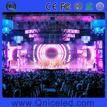 Easy to install live show LED Screen P4/P5/P6 Concert stage LED TV background Screen