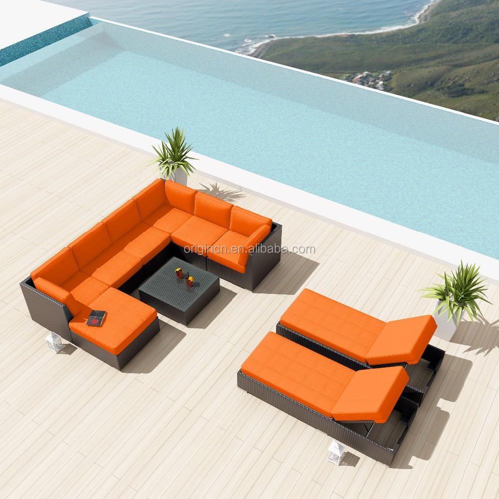 piano progettato resort hotel divano per esterni salotto con ... - Divano Per Veranda