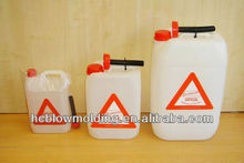 Customized HDPE blow mold lastic square water tank / Oil Tank/ Cans