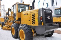 G9180 Best Price SDLG motor grader G8165/G8180/G8200 with rear ripper and blade