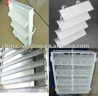 Aluminum shutters/sun shading louver/blades(ISO9001,CE)