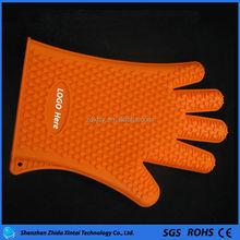 Eco Friendly Portable silicone sun protective gloves