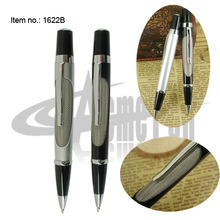 Ballpoint Pen High End Mini Hardware Cloth Metal Ball Pen Parker style Rotating Action Writing Pens for Business Gifts Retail