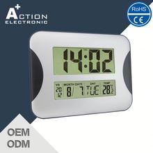 Rohs Certified Lightweight Retro Flip Wall Clock