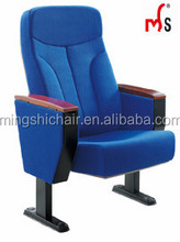 conference hall auditorium fabric chair new product auditorium chair with metal legs