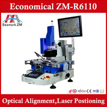 Cost effective ! Optical alignment reballing equipment Zhuomao ZM-R6110 , Upgraded from BGA Rework Station ZM-R6808