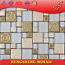 Fiberglass lamps mosaic material floor tiles prices