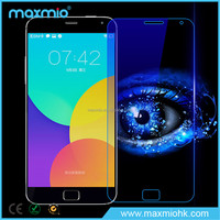 japan blue film anti blue light screen protector for meizu mx4 pro tempered glass